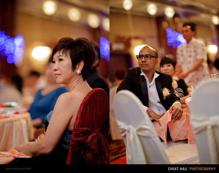 Wedding Photography by Chiat Hau Photography (Soon Tat + Khy Lynn Penang Wedding Dinner)