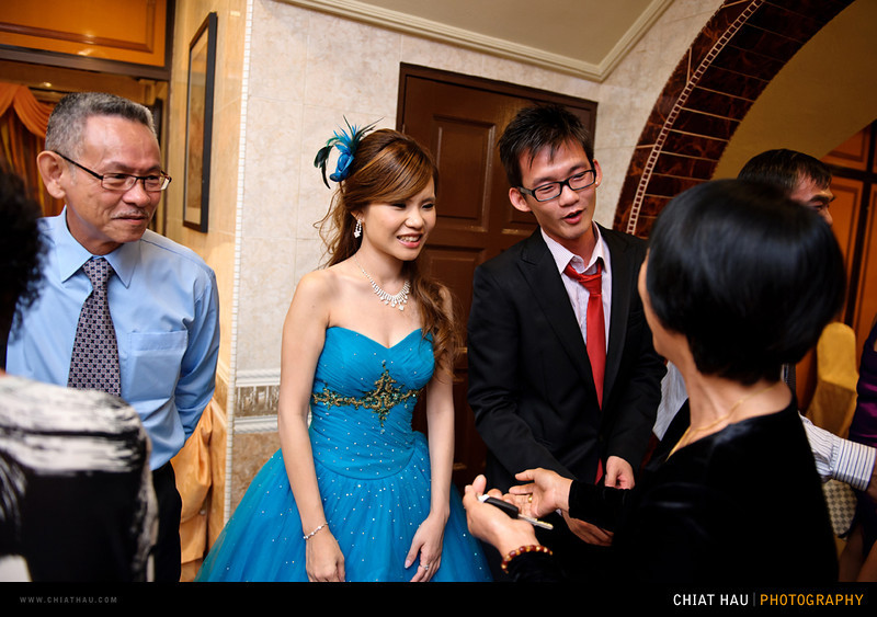 Wedding Photography by Chiat Hau Photography (Soon Tat + Khy Lynn Ipoh Wedding Dinner)