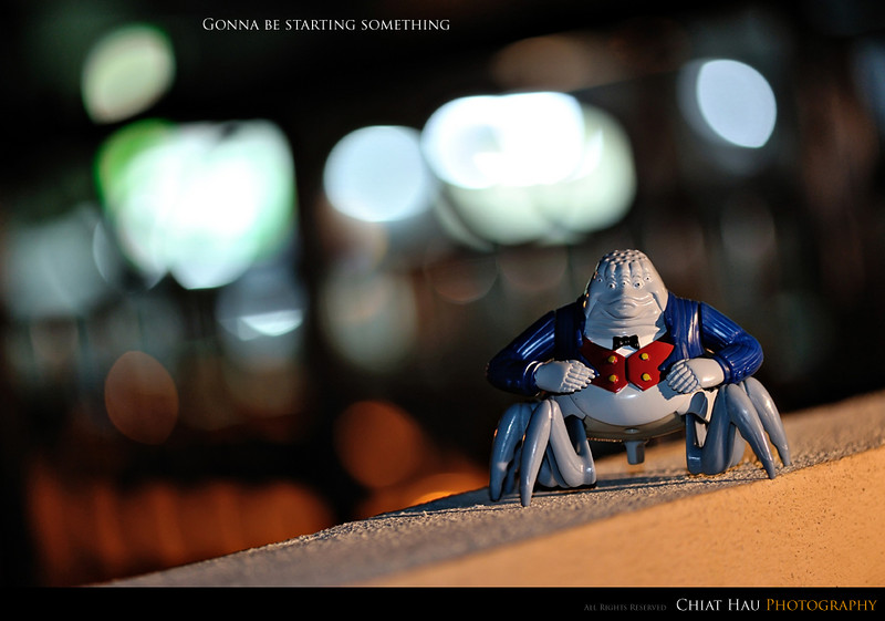 Toys Photography by Chiat Hau Photography (Henry J Waternoose, III)