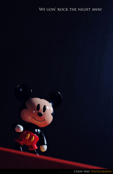Toys Photography by Chiat Hau Photography (Mickey Mouse)