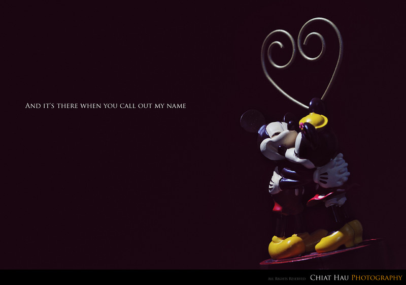 Toy Photography by Chiat Hau Photography (Micky & MInnie)
