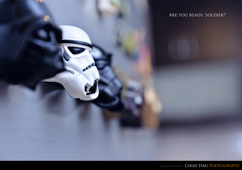 Toys Photography by Chiat Hau Photography (Star War)