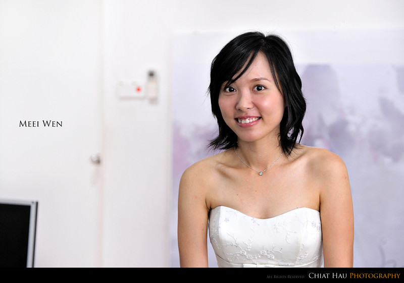 Wedding  Photography by Chiat Hau Photography (Meei Wen)