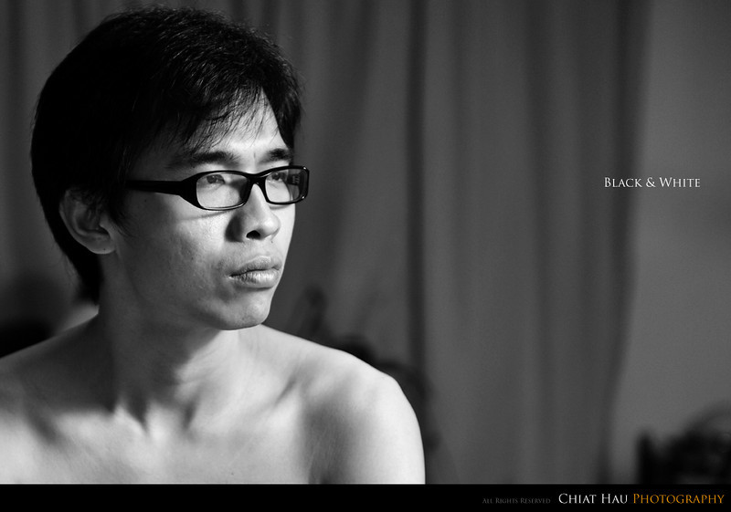 Portraiture Photography by Chiat Hau Photography (Self)
