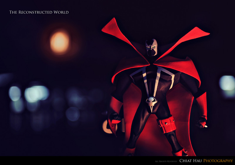 Toy Photography by Chiat Hau Photography (Spawn)