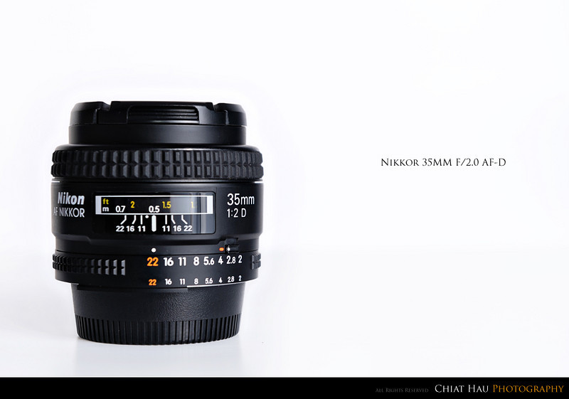 Product Photography by Chiat Hau Photography (Nikkor 35mm F2)