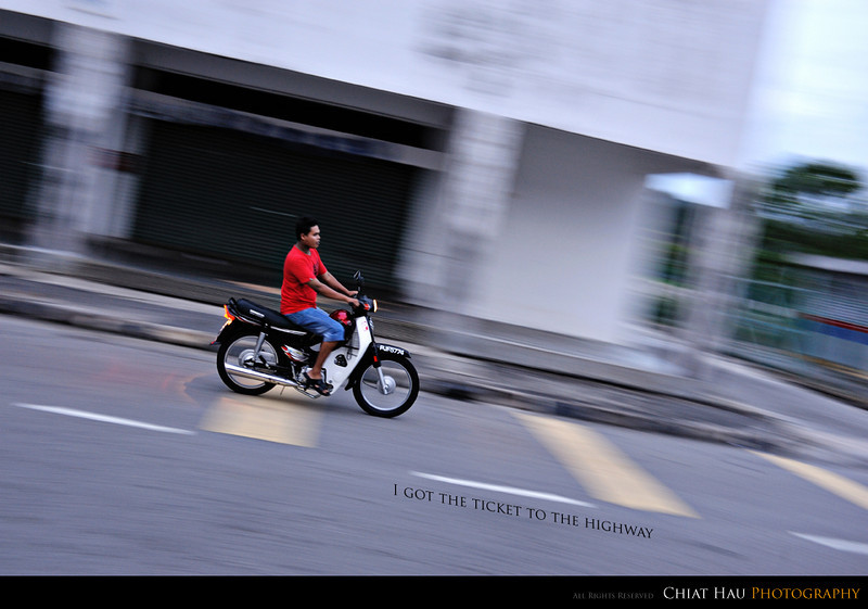 Abstract Photography by Chiat Hau Photography (Motorist)