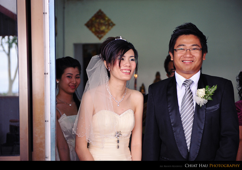 Wedding  Photography by Chiat Hau Photography (Chee Wei+Liang Fang)