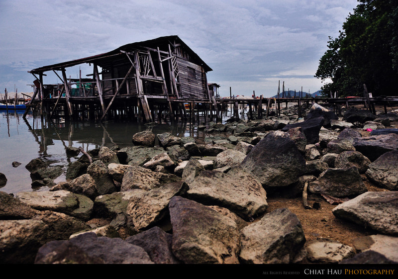 Landscape Photography by Chiat Hau Photography (Persatuan Nelayan Gelugor)
